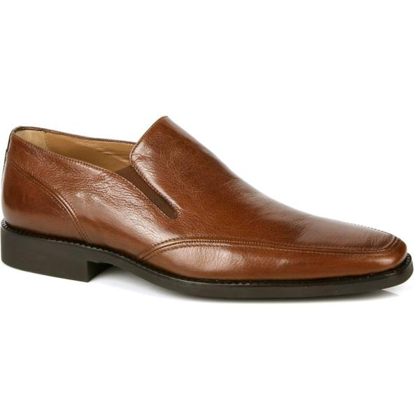 Michael Toschi Mario Double Side Gore Loafers Maple Image