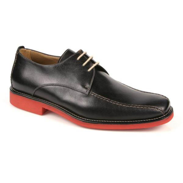 Michael Toschi Mirco Bicycle Toe Shoes Black / Red Sole Image