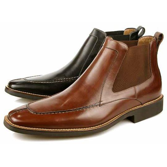 Michael Toschi Romeo Split Toe Boots Image