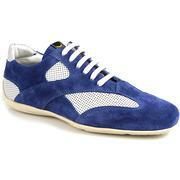Michael Toschi RS125 Sneakers Blue Suede Image
