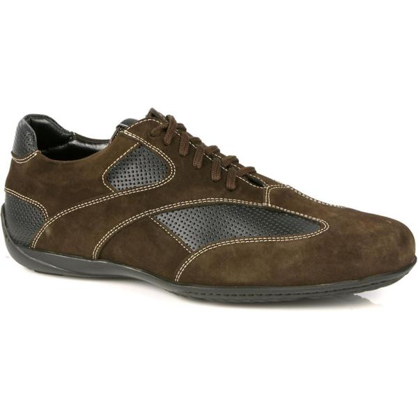 Michael Toschi RS125 Sneakers Chocolate / Black Image
