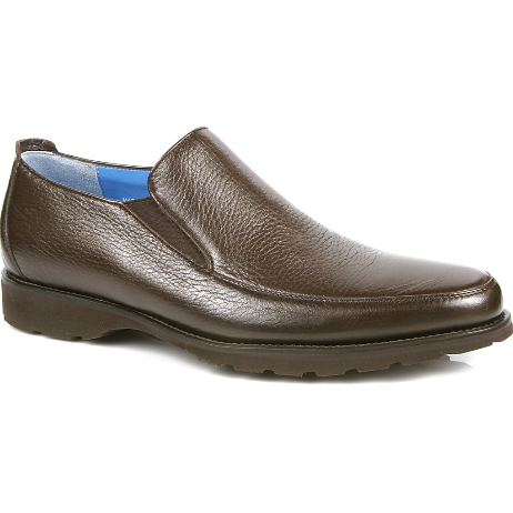 Michael Toschi SL50 Double Gore Shoes Nicotine Image