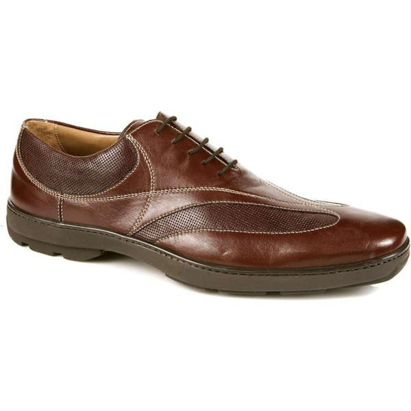 Michael Toschi SUV X Casual Shoes Chocolate Image