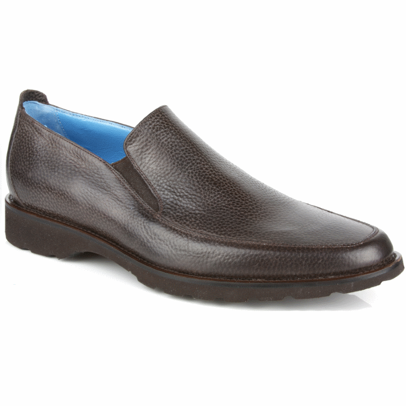 Michael Toschi SL50 Loafers Chocolate Image