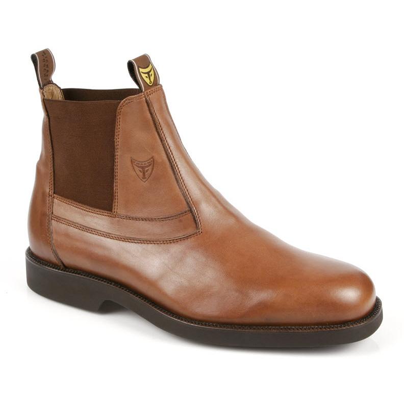 Michael Toschi Sydney Aussie Work Boots Brown Oil Image