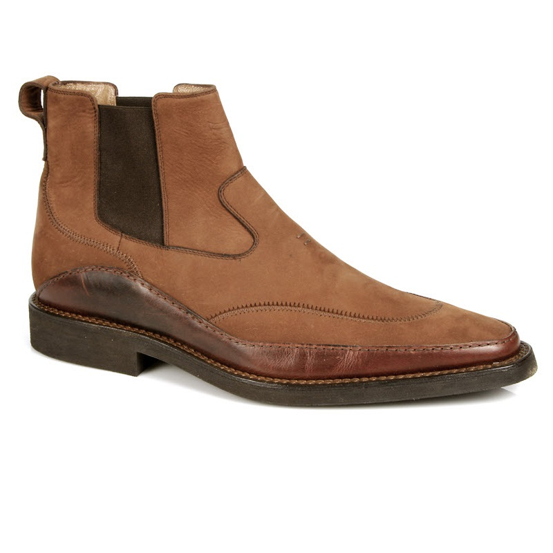 Michael Toschi Wayne Up Boots Brown Image