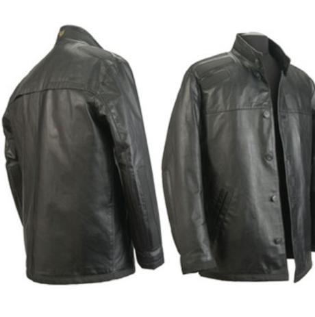 Michael Toschi Zero Leather Jacket Image