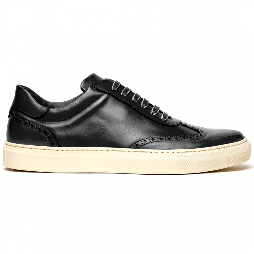 Michael Toschi Minnaar Sneakers Black Image