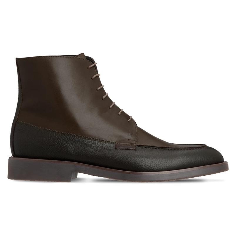Moreschi 043573F Calfskin Ankle Boots Dark Brown Image