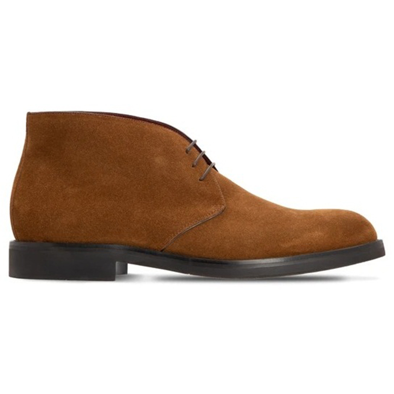Moreschi 2000001251546 Suede Ankle Boots Light Brown Image