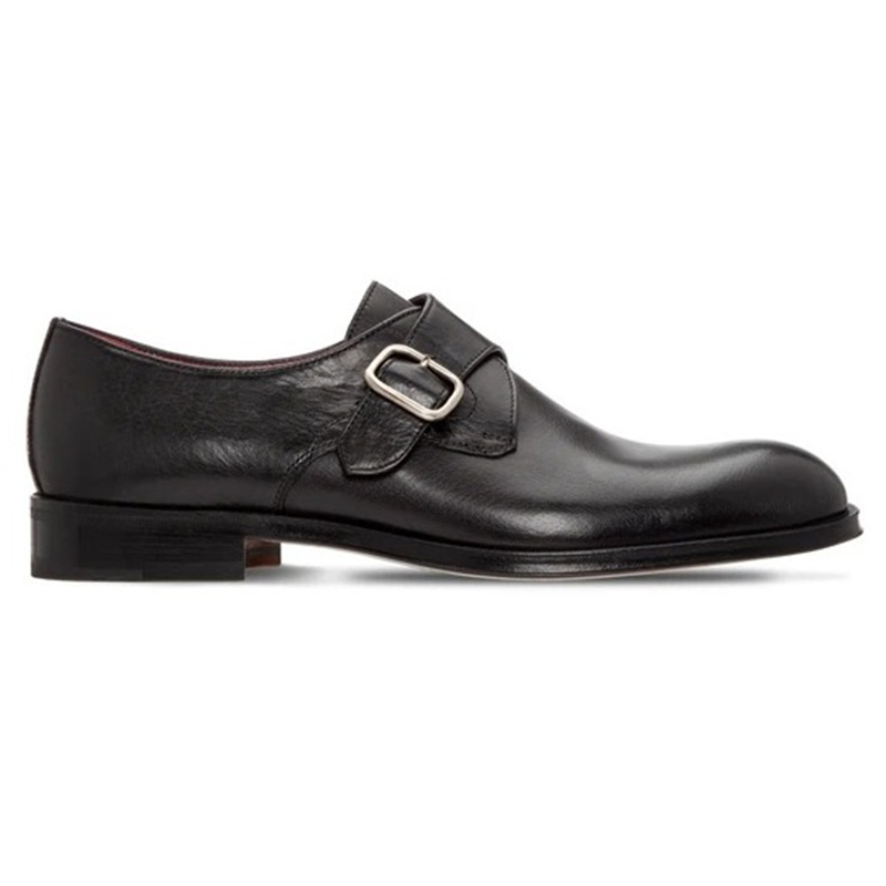 Moreschi 228785D Buffalo Shoes Black Image
