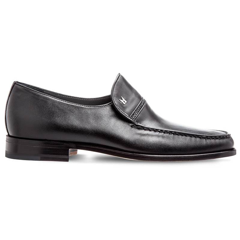 Moreschi Bonn Lambskin Shoes Black Image