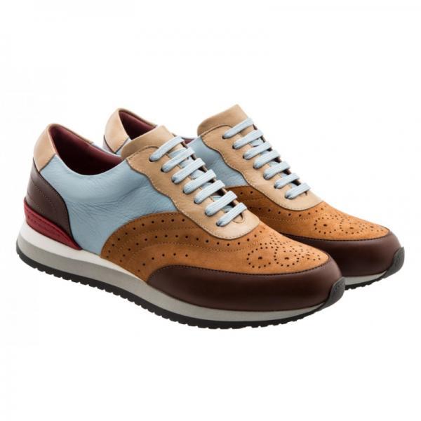 Moreschi Sparta Sneakers Multicolor (Special Order) Image