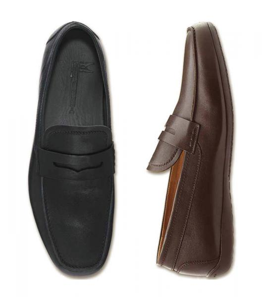 Moreschi Cancun Calfskin Driving Shoes Image
