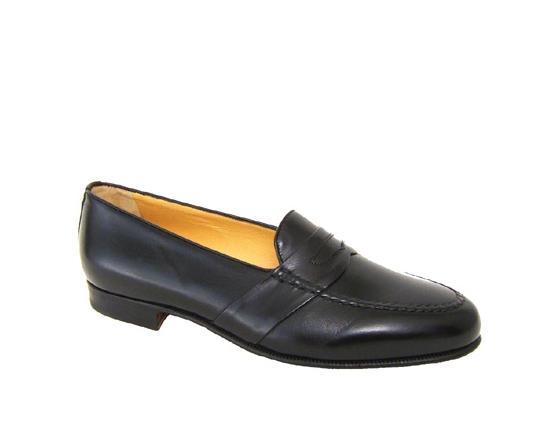 Moreschi Men's Shoes Volano Penny Loafer   MensDesignerShoe.com