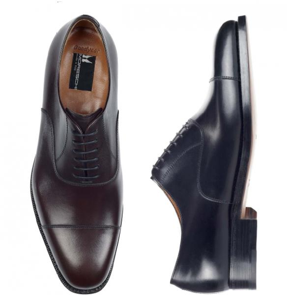 Moreschi Londra Goodyear Welted Shoes Image