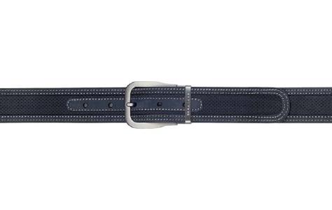 Moreschi Paraggi Soft Nubuck Leather Belt Image