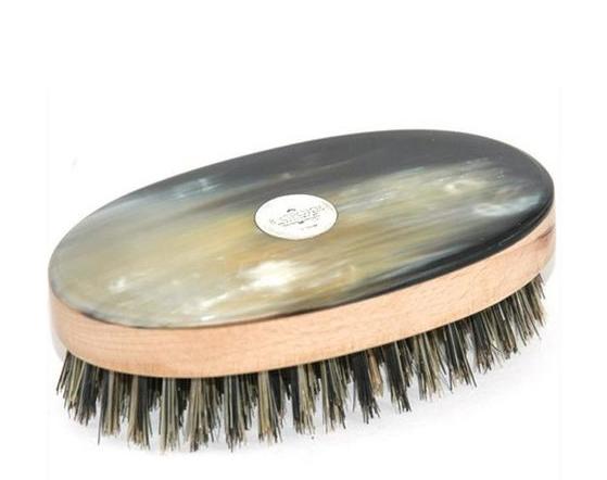 Mens bristle hair brush