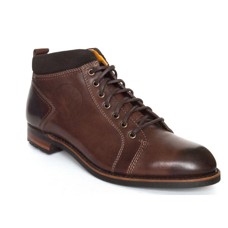 Neil M Dundarg Boots Rich Brown Image