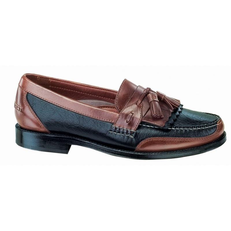 Neil M Murphy Tassel Loafers Black/Gaucho Image