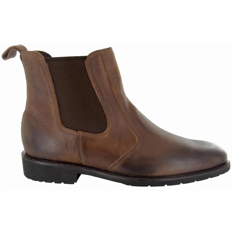 Neil M Portland Boots Worn Saddle Image