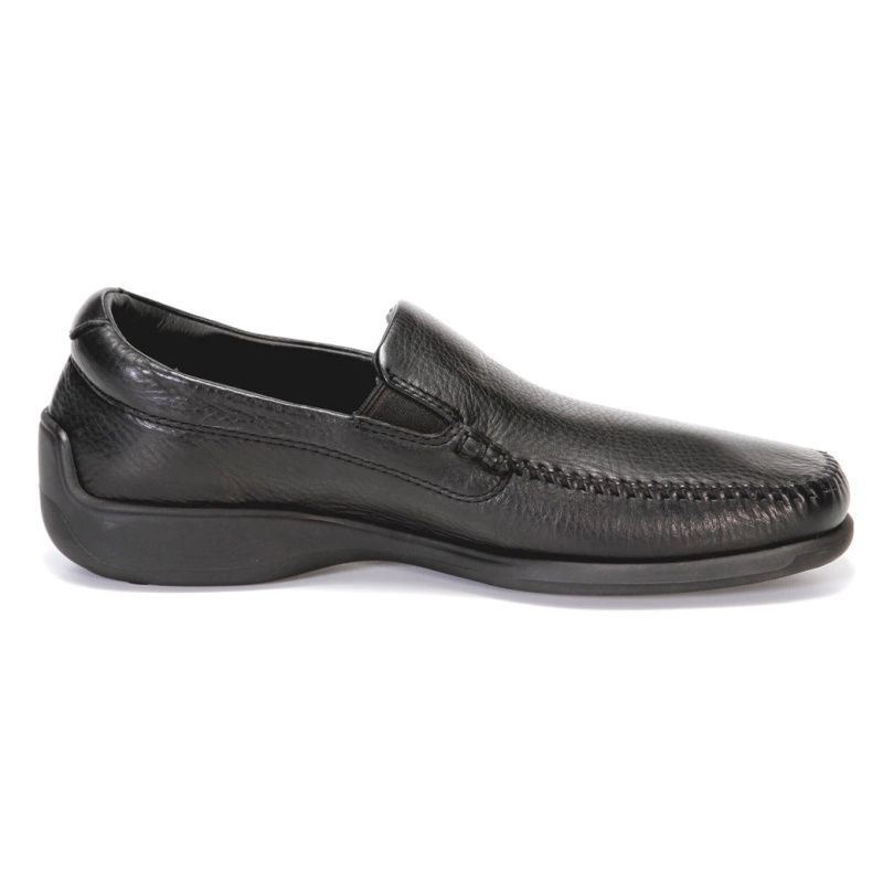 Neil M Rome Comfort Loafers Black Image