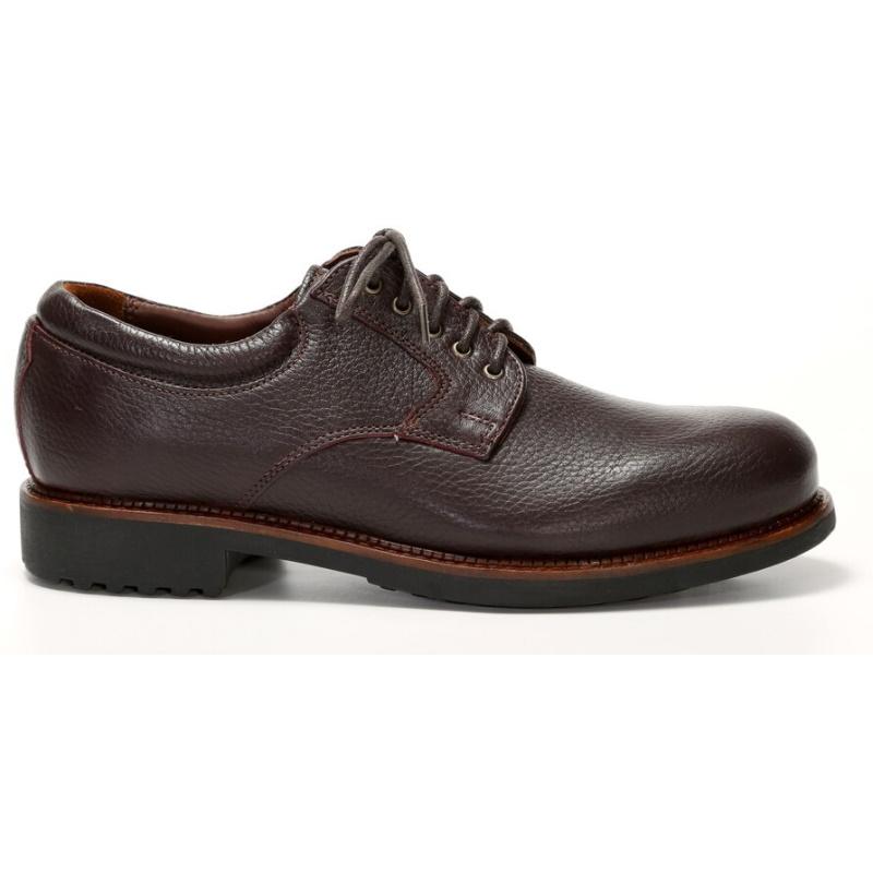 Neil M Wynne Bison Shoes Oxblood Image