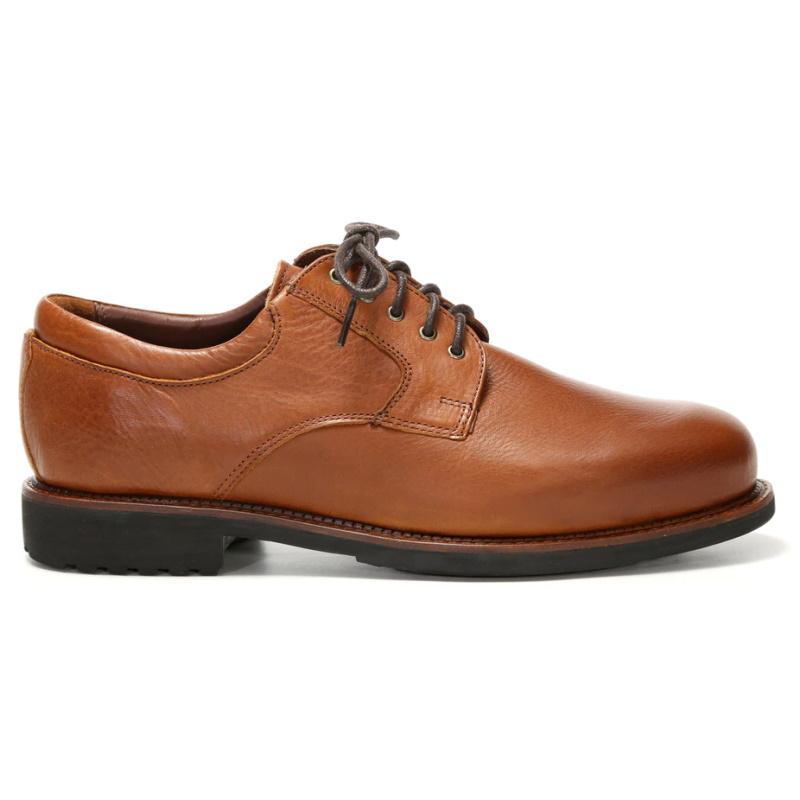 Neil M Wynne Bison Shoes Worn Saddle Image