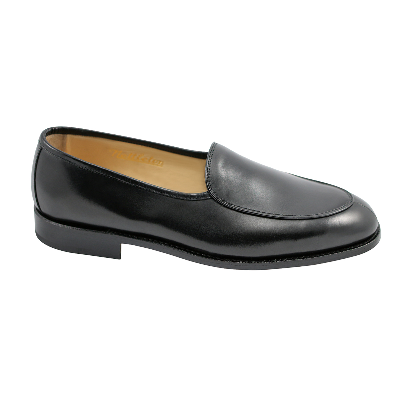Nettleton Bentley Goodyear Welted Loafers Black Image