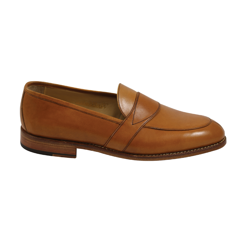 Nettleton Savannah Goodyear Welted Loafers Whiskey Image