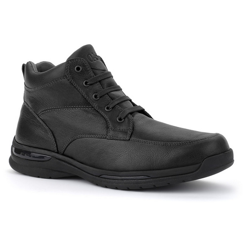 Oasis Shoes Mens Jackson Comfort Boots Black Image