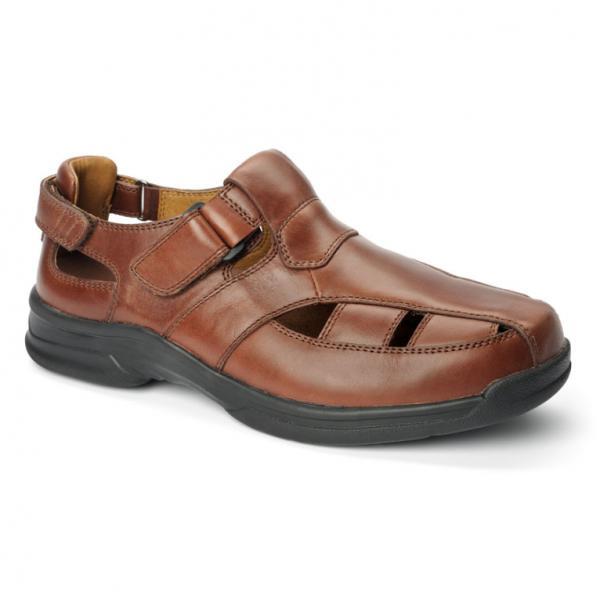 Oasis Shoes Mens Roland Comfort Sandals Image