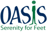 oasis hook & loop sneakers category logo_logo