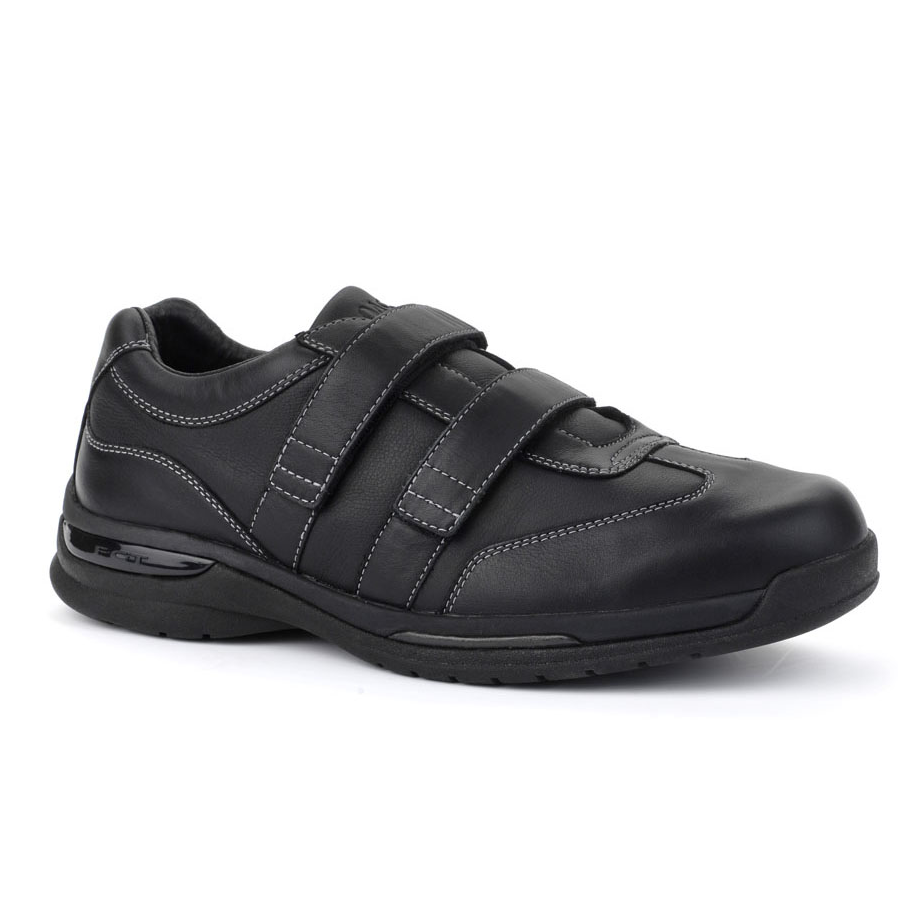 Oasis Shoes Mens Vincent Velco Comfort Sneakers Image