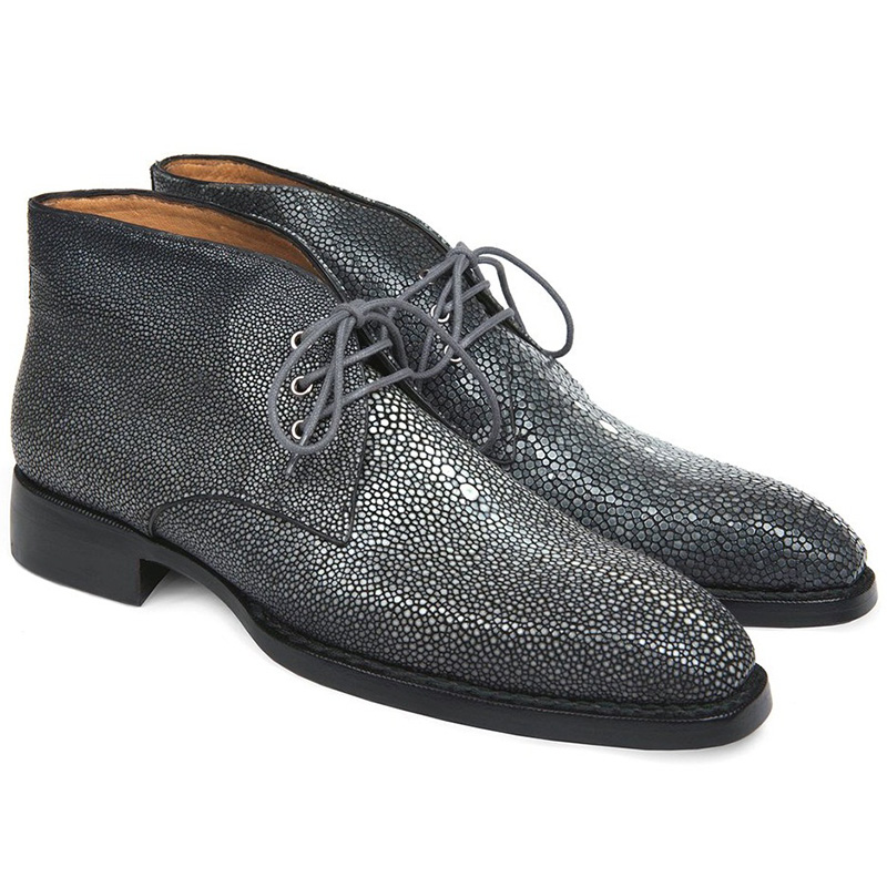 Paul Parkman Genuine Stingray Chukka Boots Image