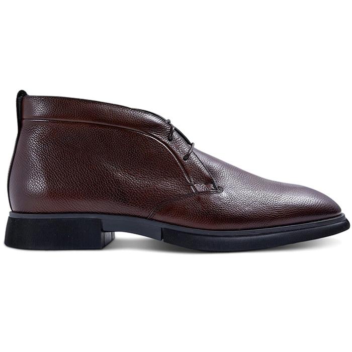 Paul Stuart Malibu Chukka Boots Brown Image