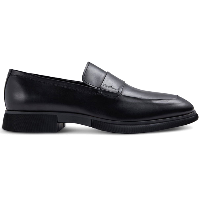 Paul Stuart Marston Penny Loafer Black Image