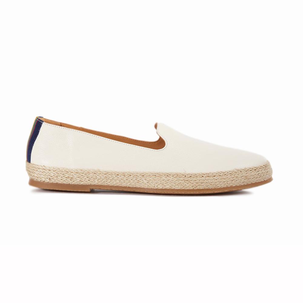 Paul Stuart Milo Slip-on Shoes Grey Image