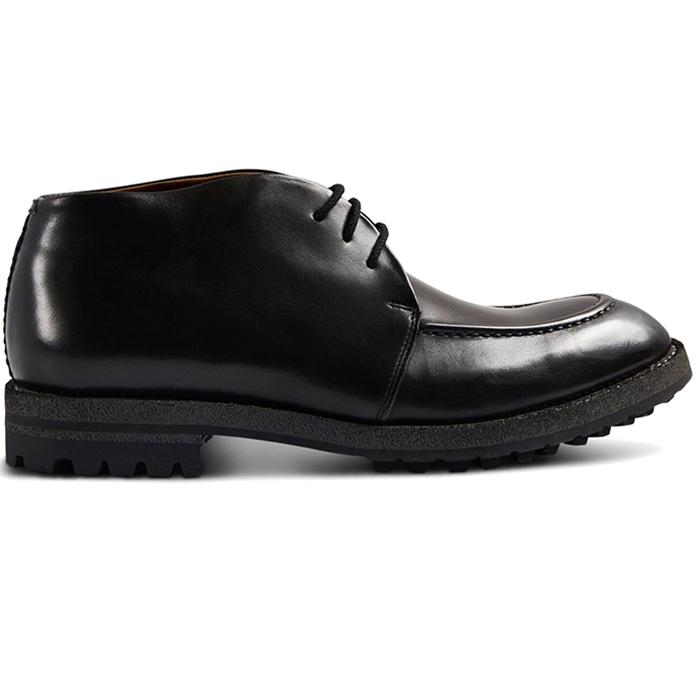 Paul Stuart Murphy Lace-up Shoes Black Image
