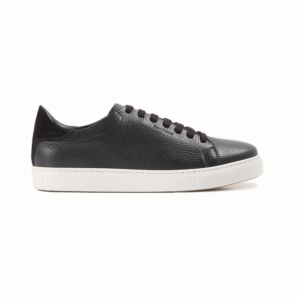 Paul Stuart Pascal Sneaker Black Image