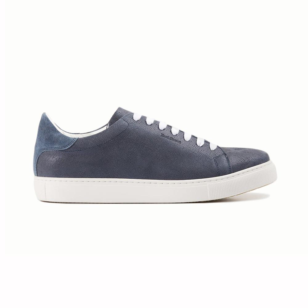 Paul Stuart Pascal Sneaker Navy Image