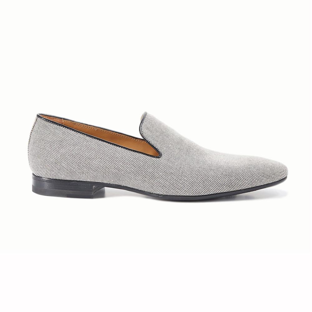 Paul Stuart Portland Slip-on Shoes Oxford Image