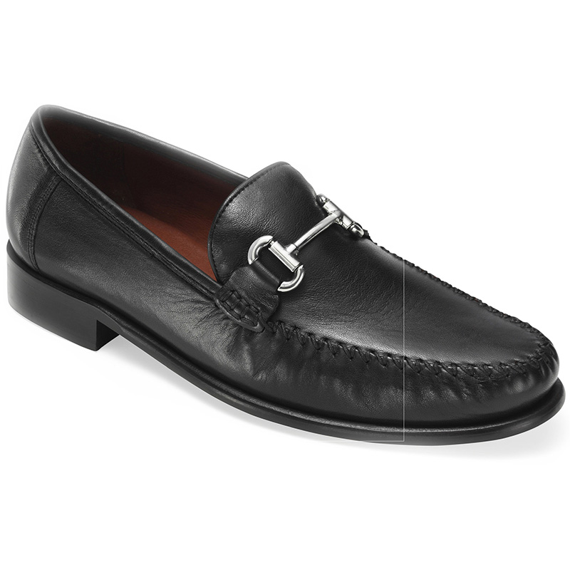 Robert Zur Elton Bit Loafer Black Image