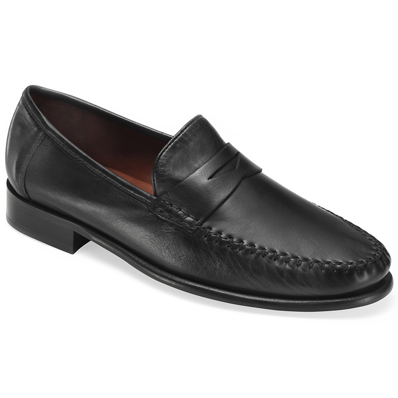 Robert Zur Etro Penny Loafer Black Image