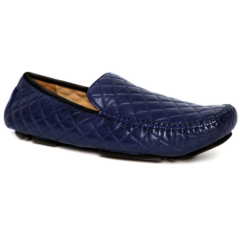 Robert Zur Quinn Slip-on Shoes Black Image