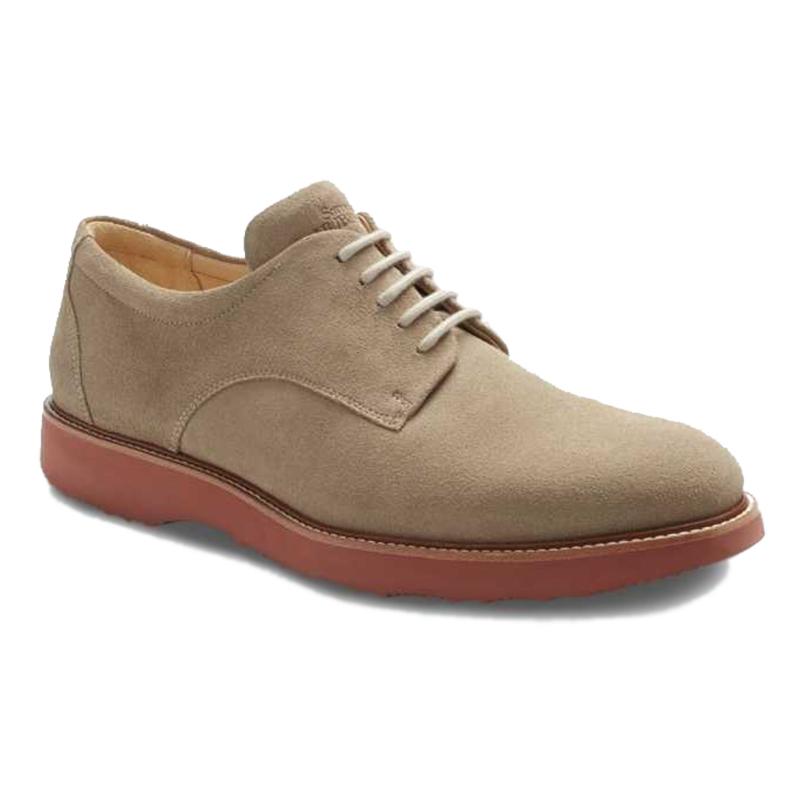 Samuel Hubbard Bucks Plain Toe Shoes Sand Image