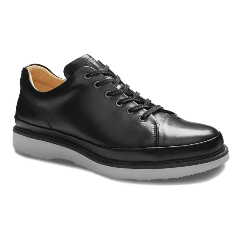 Samuel Hubbard Fast For Him Lace Up Sneaker Black Image