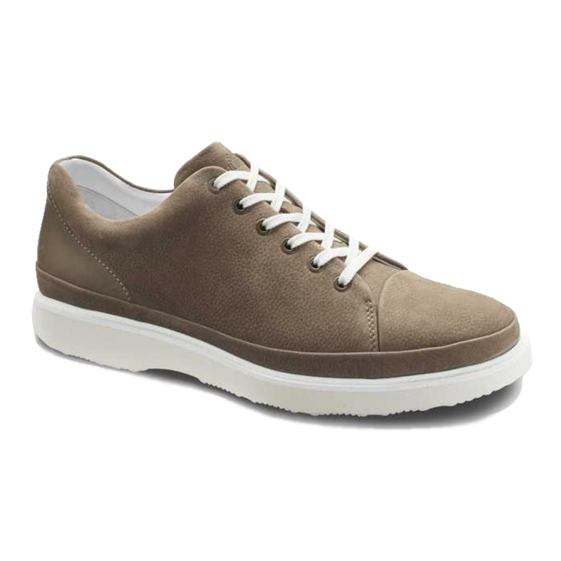 Samuel Hubbard Fast For Him Lace Up Sneaker Taupe Image