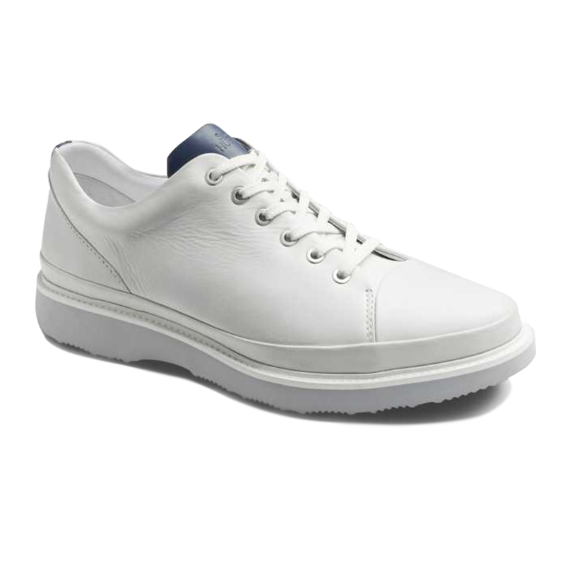 Samuel Hubbard Fast For Him Lace Up Sneaker White Image