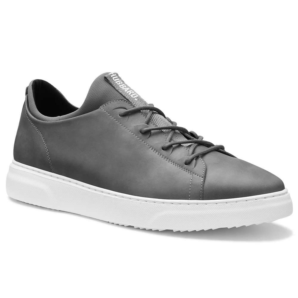 Samuel Hubbard Flight Leather Sneakers Aircraft Gray / White Image